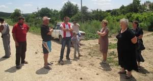 Întâlnire cu cetățenii din comuna Boldurești