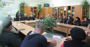 Vizita de lucru la Liceul Teoretic din Bălăurești și Gimnaziul din Zberoaia