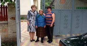 Întîlnire cu cetățenii în orașul Nisporeni