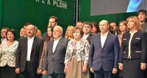 Lansarea candidaților PLDM în campania electorală