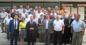 Întîlnire cu cetățenii din comunele Milești, Seliște, Vărzărești și orașul Nisporeni