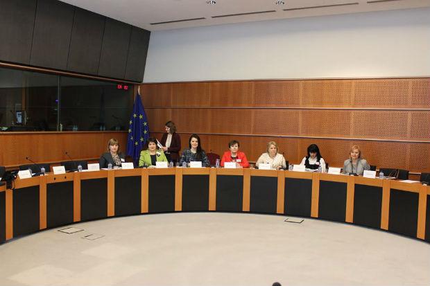 MAria Ciobanu Parlamentul European